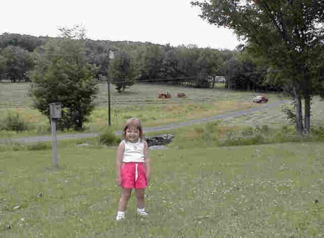 Arianna and the fields