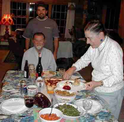 Thanksgiving '01