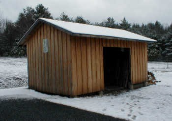 Wood Shed 2002